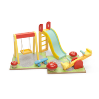 Le Toy Van - Daisylane Outdoor Playset