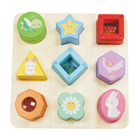 Le Toy Van - Petilou Sensory Shapes