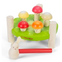 Le Toy Van - Petilou Mr Mushrooms Hammer Game