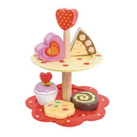 Le Toy Van - Honeybake Two Tier Cake Stand