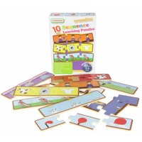 Masterkidz - Wooden Learning Puzzle Sequencing