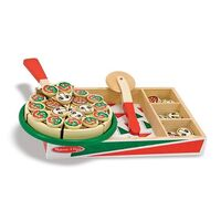 Melissa & Doug - Pizza Party Play Set