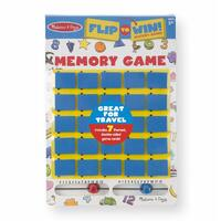 Melissa & Doug - Flip-to-Win Memory Game