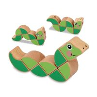 Melissa & Doug - Wiggling Worm Grasping Toy