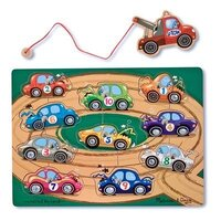 Melissa & Doug - Magnetic Towing Game