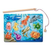 Melissa & Doug - Magnetic Fishing Game