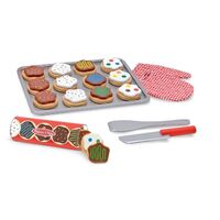 Melissa & Doug - Slice And Bake Cookie Set