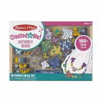 Melissa & Doug - Created by Me! Butterfly Beads Kit
