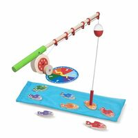Melissa & Doug - Catch & Count Fishing Game