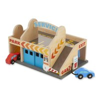 Melissa & Doug - Service Station Parking Garage
