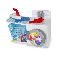 Melissa & Doug - Let's Play House! Wash, Dry & Iron