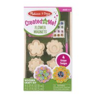 Melissa & Doug - Created by Me! Flower Magnets