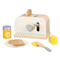 New Classic Toys - Pop-up Toaster - White