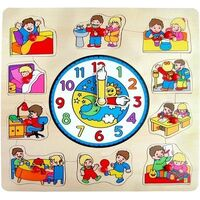 Fun Factory - Clock Puzzle