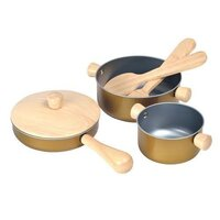 PlanToys - Cooking Utensils