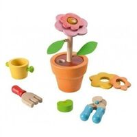 PlanToys - Flower Set