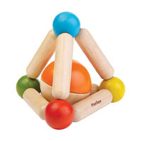 PlanToys - Triangle Clutching Toy