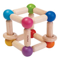 PlanToys - Square Clutching Toy