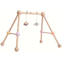 PlanToys - Play Gym - Pastel