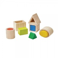 PlanToys - Geo Matching Boxes