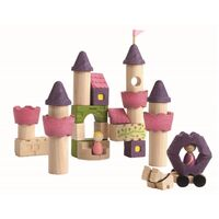 PlanToys - Fairy Tale Blocks (35 pieces)