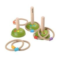 PlanToys - Meadow Ring Toss