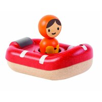 PlanToys - Coast Guard Boat