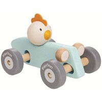 PlanToys - Chicken Racing Car