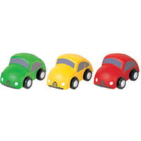 PlanToys - Mini Cars - 3pcs