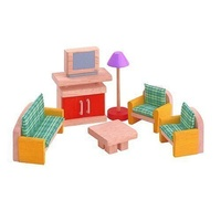 PlanToys - Living Room Furniture - Neo 6pcs