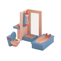 PlanToys - Bathroom Furniture - Neo 5pcs