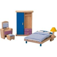 PlanToys - Bedroom Furniture - Neo 5pcs