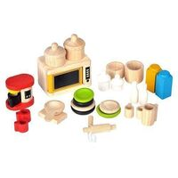 PlanToys - Accessories for Kitchen and Tableware
