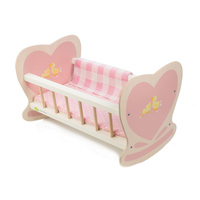 Tender Leaf - Doll Cradle