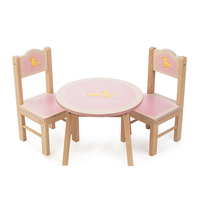 Tender Leaf - Sweetiepie Table & Chairs