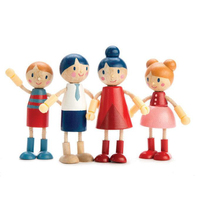 Tender Leaf - Flexible Doll Family