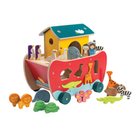 Tender Leaf - Noah's Shape Sorter Ark