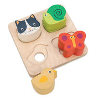 Tender Leaf - Touch Animal Sensory Tray