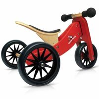 Kinderfeets - Tiny Tot Trike - Red