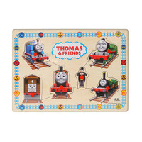 Thomas & Friends - Pin Puzzle - Conductor