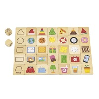 Viga Toys - Learning Shapes Puzzle