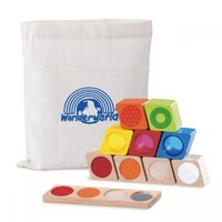 Wonderworld - Wonder Sensory Blocks