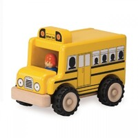 Wonderworld - Mini School Bus