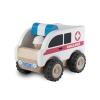 Wonderworld - Mini Ambulance Car