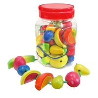 Fun Factory - Lacing Fruits in Jar