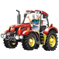 Andzee - Tractor Puzzle 21pc