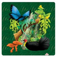 Andzee  Rainforest Puzzle 16pc