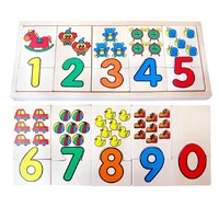 Fun Factory - Number Puzzle 20pc