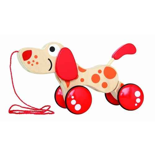Hape - Walk-a-Long Puppy