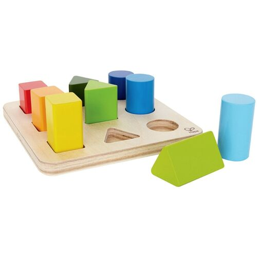 Hape - Colour and Shape Sorter